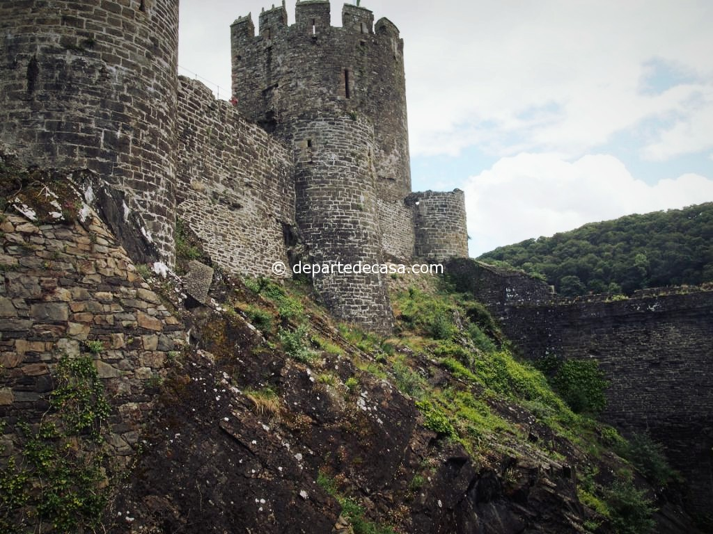 North of Wales - Conwy Castle