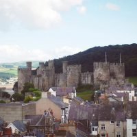 North of Wales - Conwy