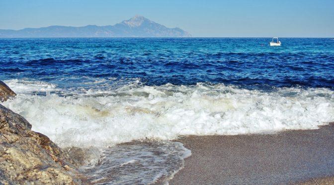 Armenistis, plaje din sithonia