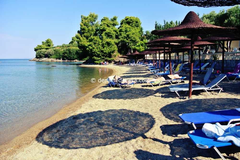 Paradisos beach, Sithonia