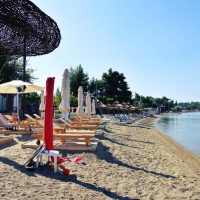 plaje din sithonia, Paradisos beach, Sithonia