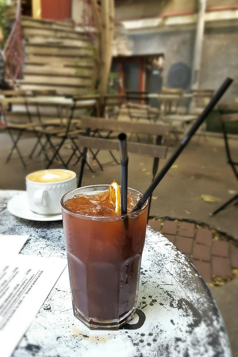 Cafenele de specialitate din Bucuresti Dianei 4