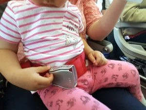 centura de siguranta infant