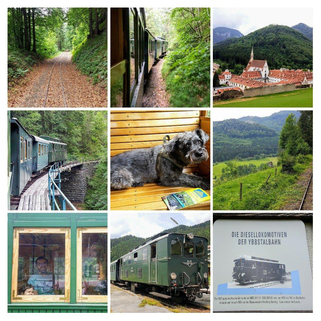 Ötscherland Express - Bergbahn Ybbstalbahn