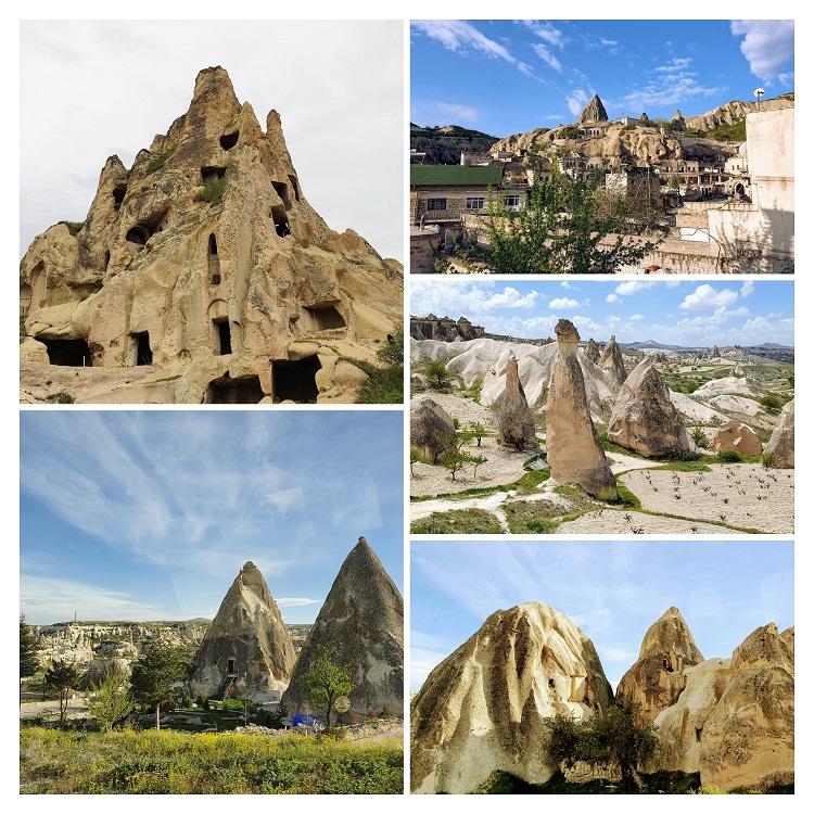 destinatii turistice din Cappadocia