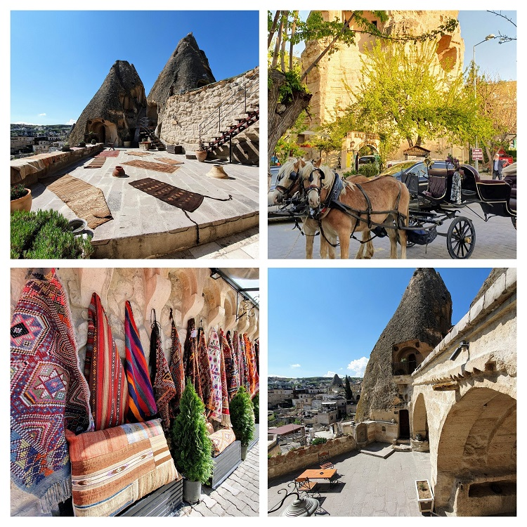 destinatii turistice din Cappadocia, Goreme