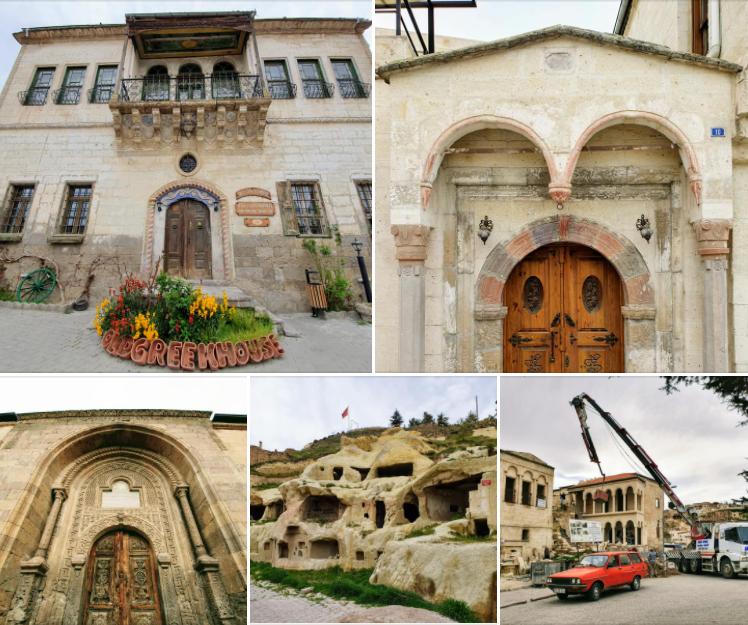 destinatii turistice din Cappadocia, Mustafapaşa