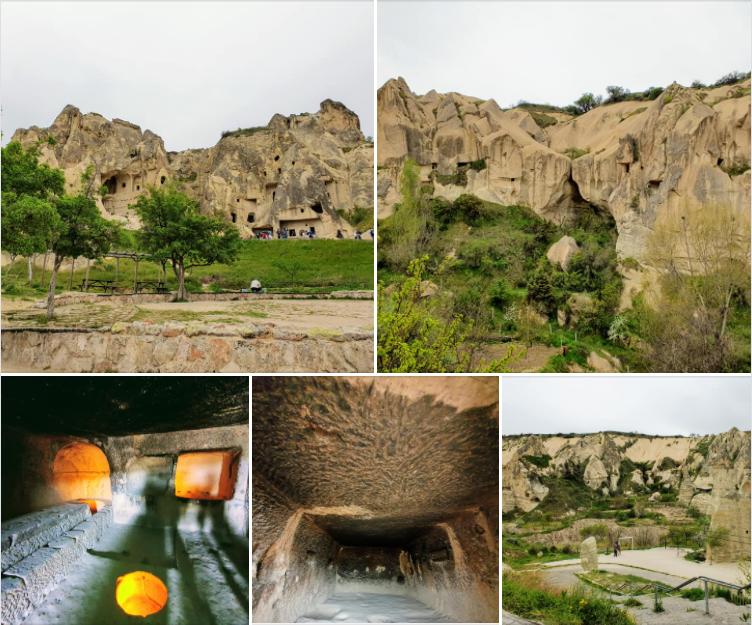 destinatii turistice din Cappadocia, Muzeul in aer liber Goreme