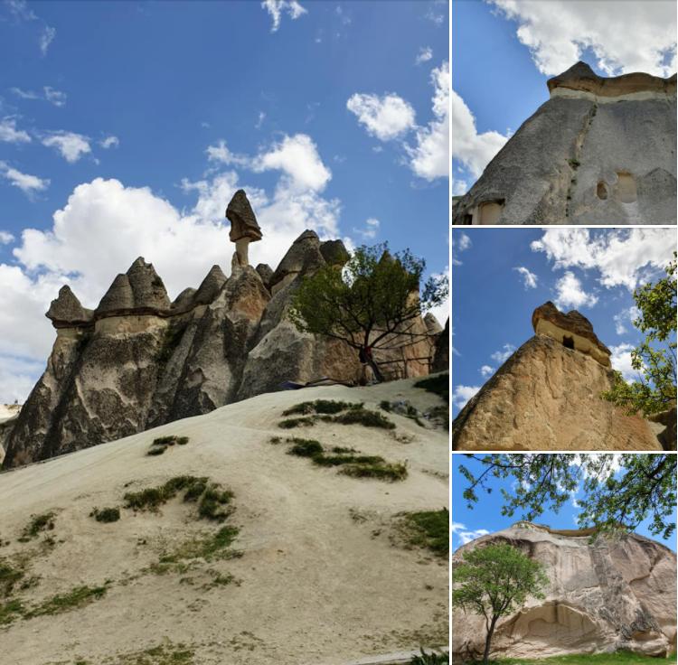 Paşabag, Cappadocia