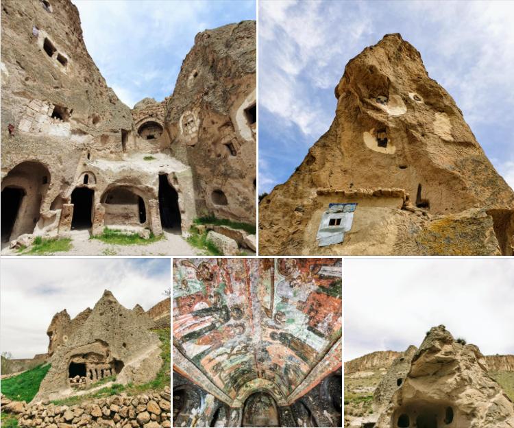 destinatii turistice din Cappadocia, valea Soganli