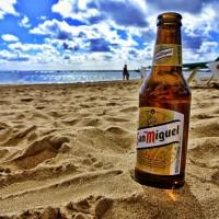 San Miguel beer, Tenerife
