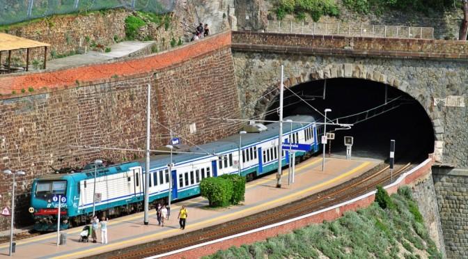 transport Cinque Terre